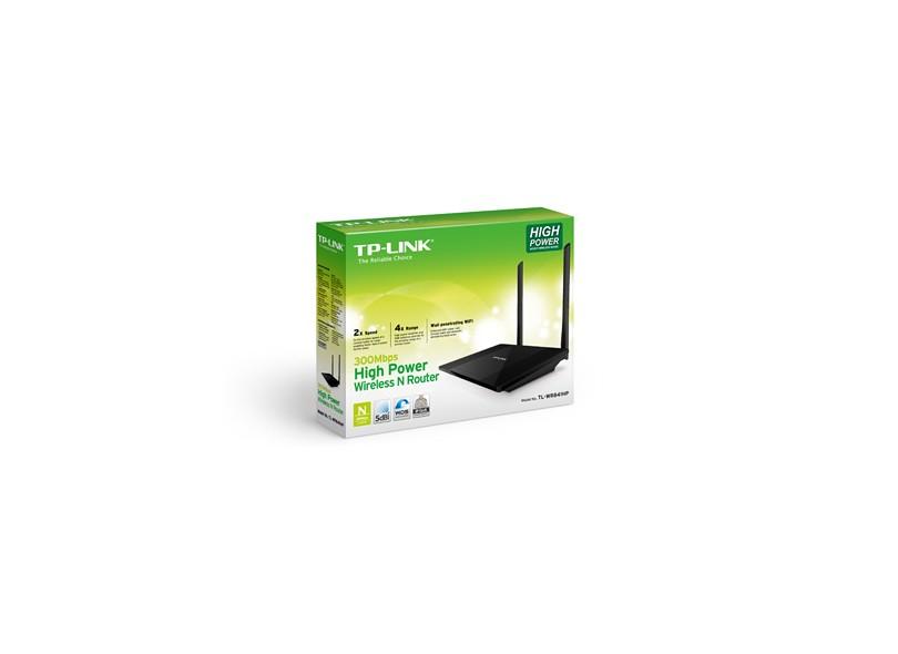 Roteador 300 Mbps TL-WR841HP - TP-Link