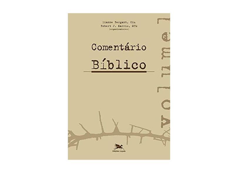 Comentario Biblico 3 Vols. - Bergant, Dianne - 9788515017423