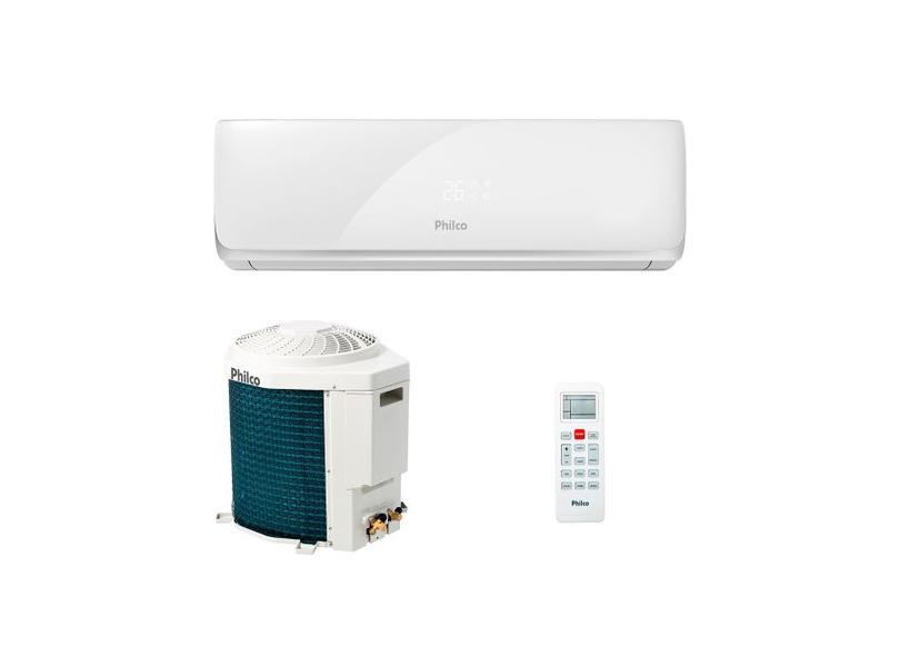 Ar Condicionado Split Hi Wall Philco 12000 BTUs Controle Remoto Quente/Frio PAC12000TQFM9
