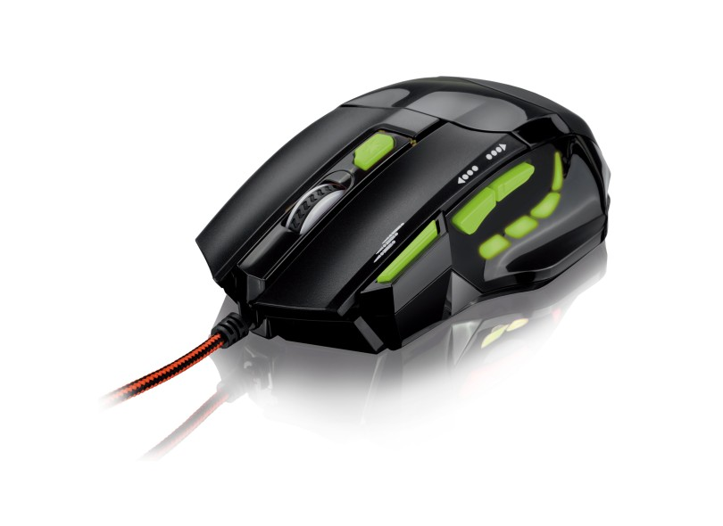 Mouse Óptico USB MO208 - Multilaser