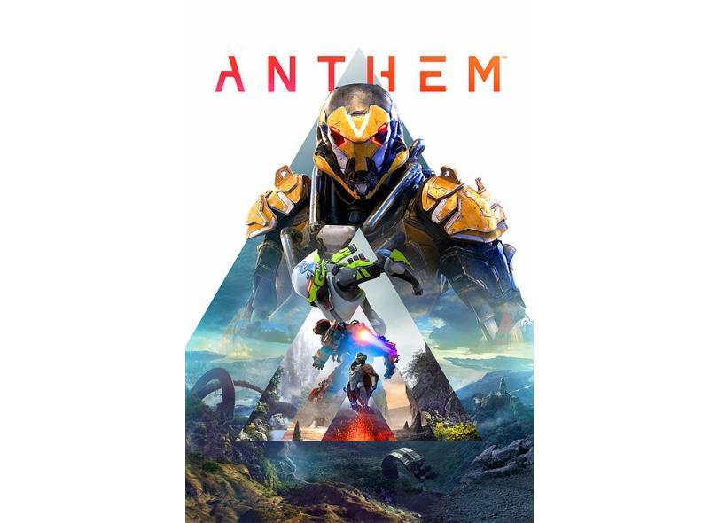 Jogo Anthem PS4 Electronic Arts