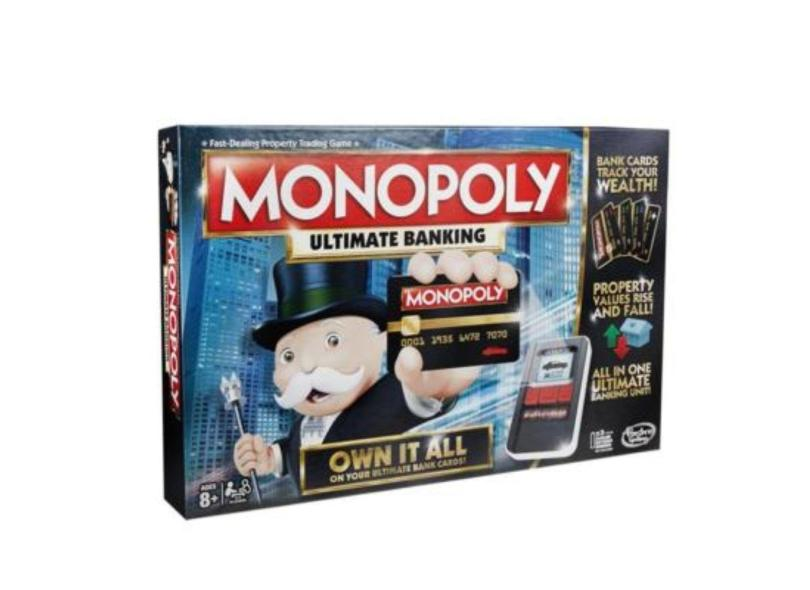 Jogo Monopoly Ultimate Hasbro