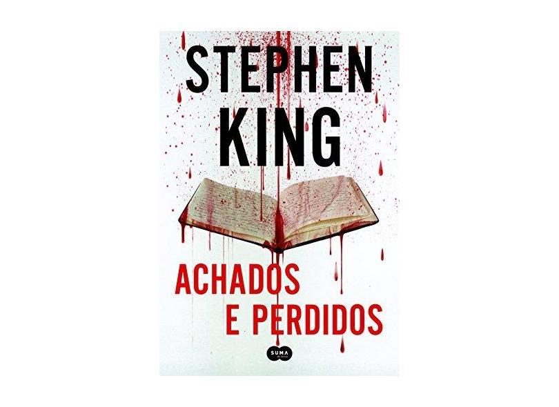 Achados e Perdidos - King, Stephen - 9788556510075