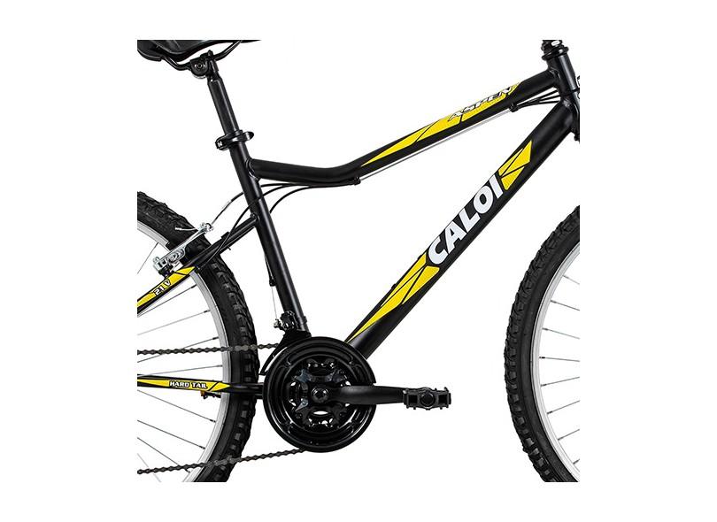 Bicicleta Caloi 21 Marchas Aro 26 Aspen 2016