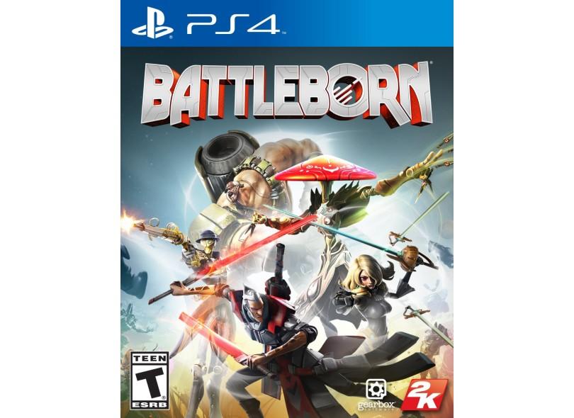 Jogo Battleborn PS4 2K