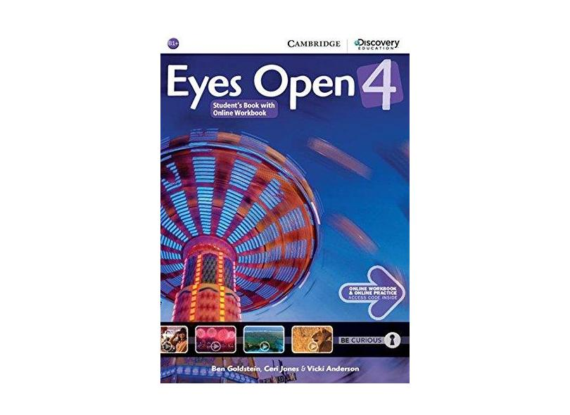 Eyes Open 4 - Student's Book With Online Wb And Online Practice - Goldstein, Bem; - 9781107467811