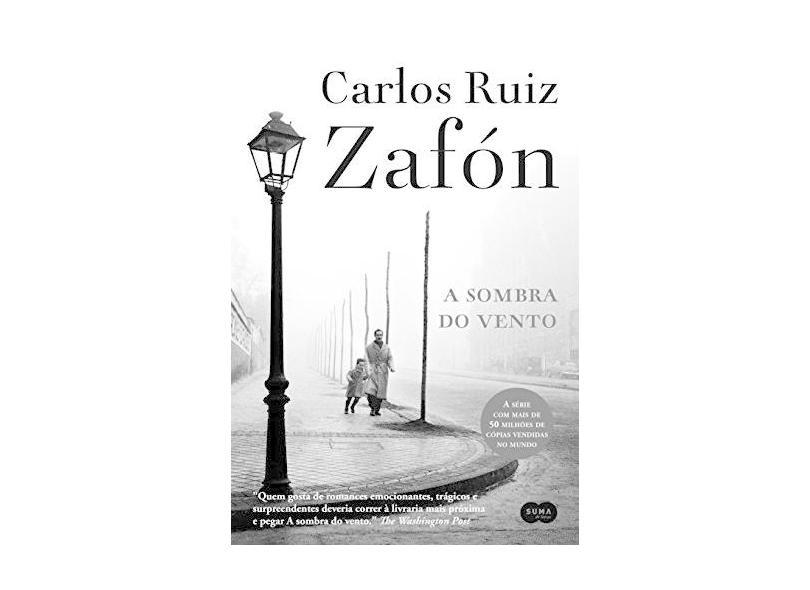 A Sombra Do Vento - Zafón, Carlos Ruiz - 9788556510341