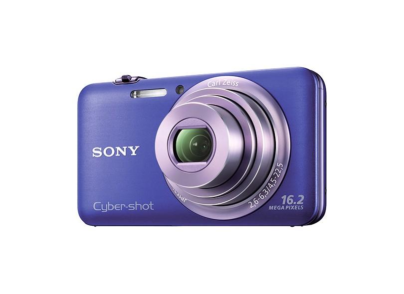 Câmera Digital Sony Cyber-Shot DSC-WX7 16,2 mpx 19 MB