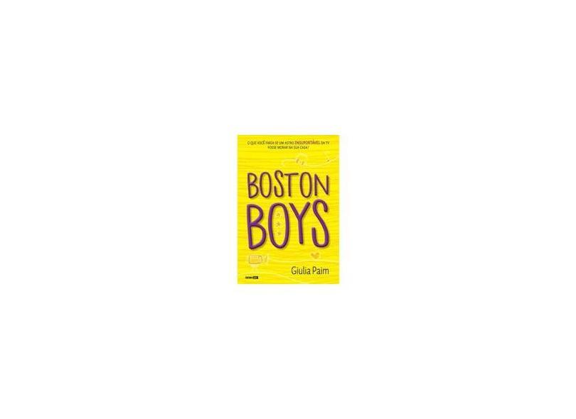 Boston Boys - Paim, Giulia - 9788525062376