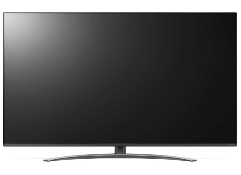 "Smart TV TV Nano Cristal 55 "" LG 4K Netflix 55SM8100PSA 4 HDMI"