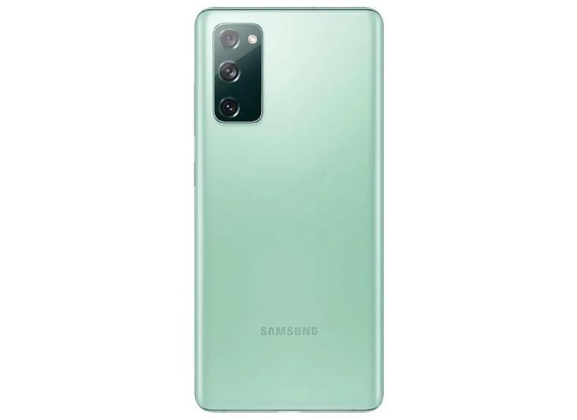 Smartphone Samsung Galaxy S20 FE 256GB Câmera Tripla Android 10