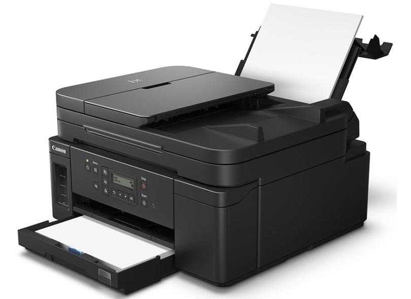 Impressora Multifuncional Canon Mega Tank GM4010 Tanque de Tinta Colorida Sem Fio