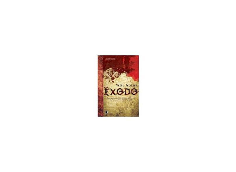 Êxodo - Adams, Will - 9788501087362