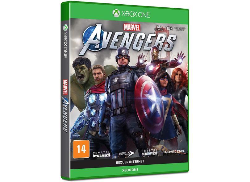 Jogo Marvel's Avengers Xbox One Square Enix