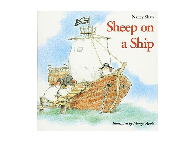 Sheep on a Ship - Nancy E. Shaw - 9780395643761