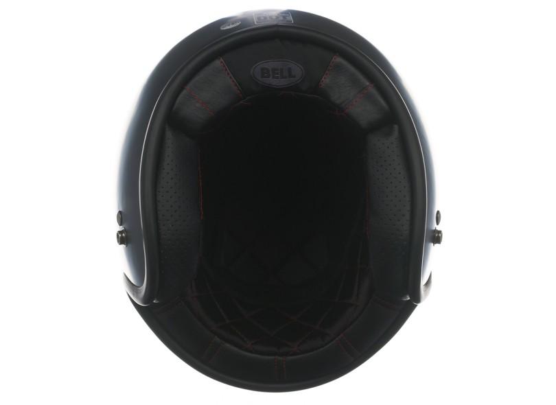 Capacete Bell Custom 500 Solid Aberto