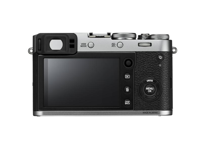 Câmera Digital FujiFilm 24.3 MP Full HD X100F