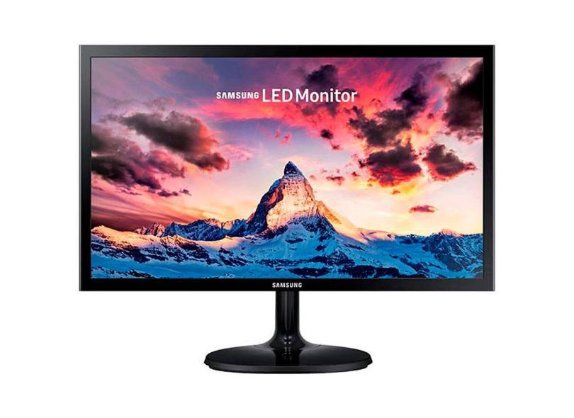 """Monitor LED 22 """" Samsung Full LS22F350"""