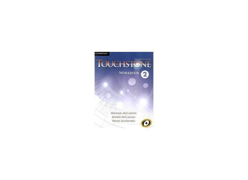 Touchstone 2 Workbook - 2Nd Ed - Cambridge University - 9781107690370