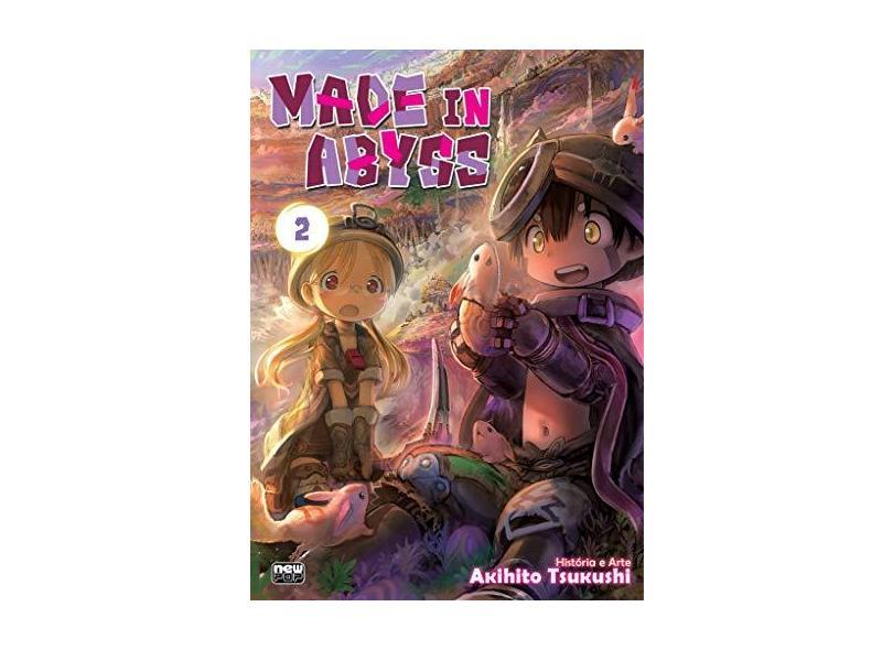Made in Abyss - Volume 2 - Akihito Tsukushi - 9788583622253