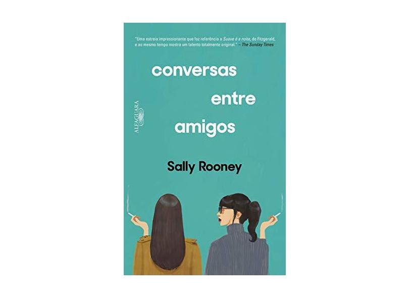 Conversas Entre Amigos - Rooney, Sally - 9788556520517