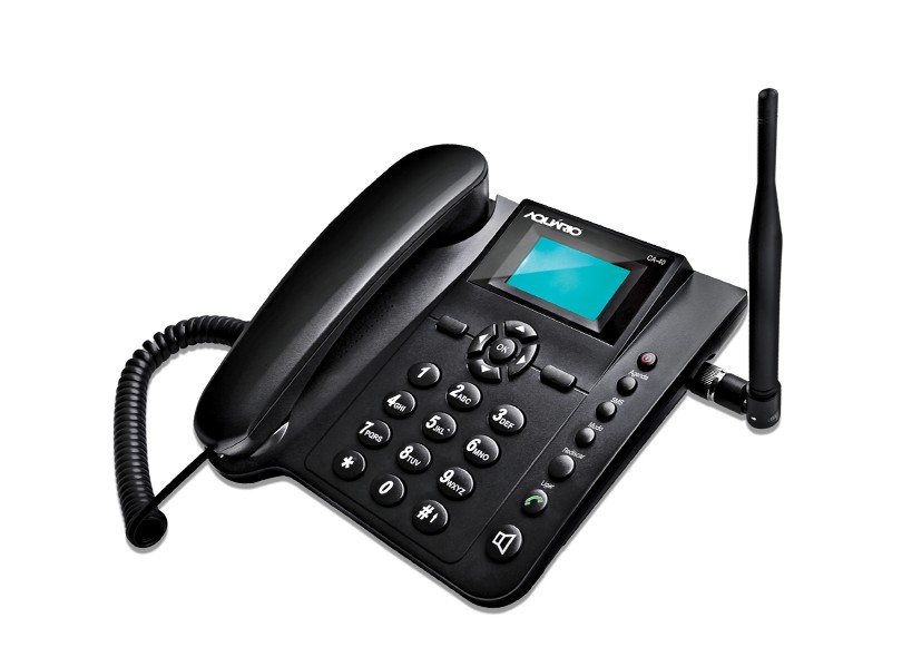 Telefone Com Fio Aquário CA-40