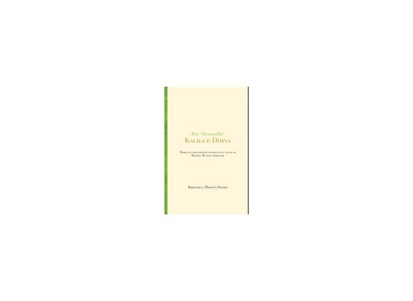 Kalila E Dimna - Capa Comum - 9788533621206