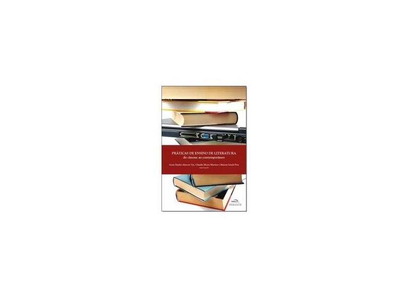 "Práticas De Ensino De Literatura - ""editora Horizonte"" - 9788599279816"