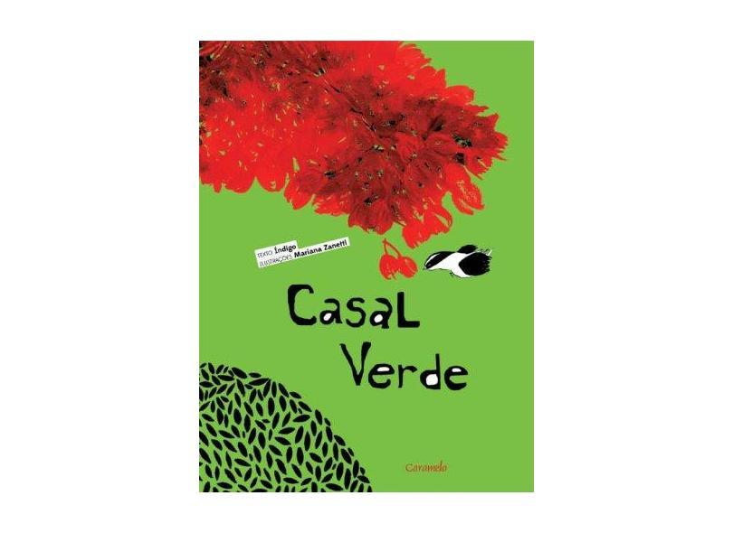 Casal Verde - Mariana Zanetti, Índigo - 9788573406290