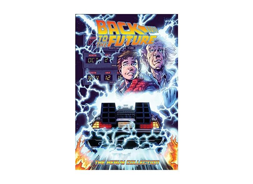 Back To The Future: The Heavy Collection, Vol. 1 - Barber,john - 9781684053506