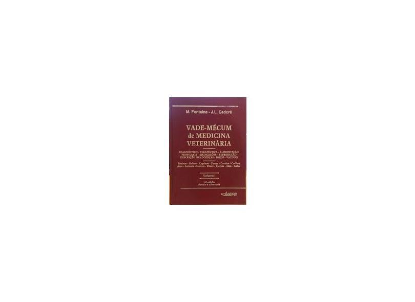 Vade Mecum de Medicina Veterinaria - 2 Vols - Fontaine, M. - 9788574762722