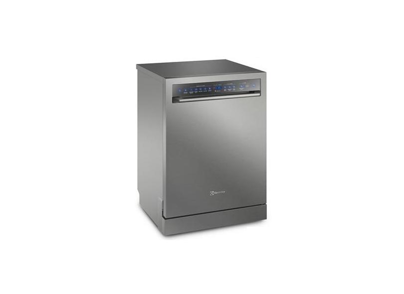Lava-louças 14 Serviços Electrolux LP14X Inox