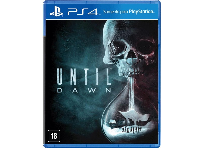 Jogo Until Dawn PS4 Sony