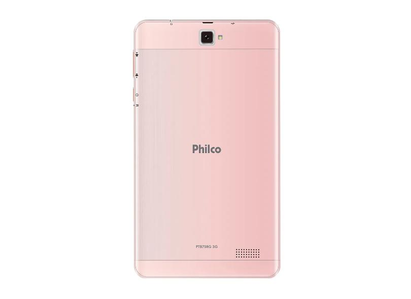 """Tablet Philco Quad Core 3G 16.0 GB LCD 7.0 """" Android 9.0 (Pie) 2.0 MP PTB7SRG"""