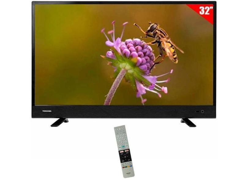 """Smart TV TV LED 32 """" Toshiba 32L4700LA 2 HDMI"""