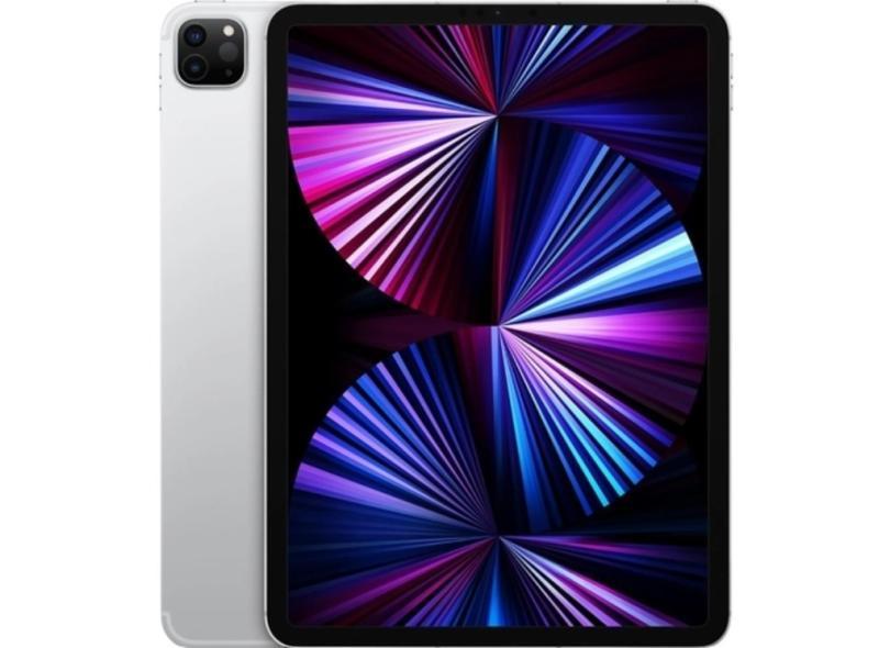 """Tablet Apple iPad Pro 5ª Geração Apple M1 4G 2048.0 GB Liquid Retina 12.9 """" iPadOS 14"""
