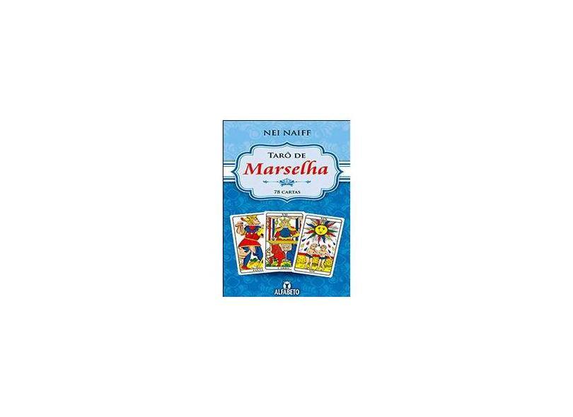 Tarot de Marselha - 78 Cartas - Zuraá, Brigite - 9788598736143
