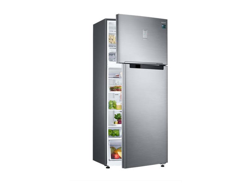 Geladeira Samsung Top Mount Freezer Frost Free Duplex 528 l Inox RT6000K RT53K6240S8