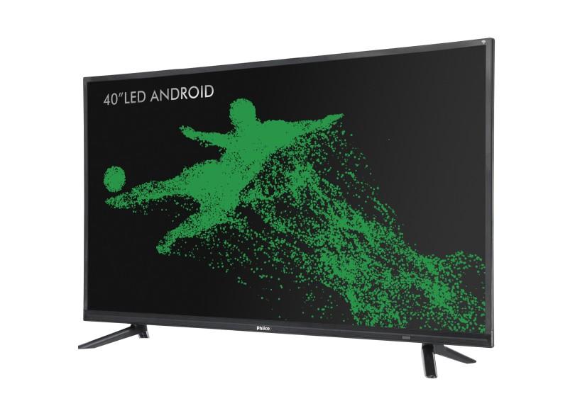 "Smart TV TV LED 40"" Philco Full HD PTV40E20DSGWA 2 HDMI"
