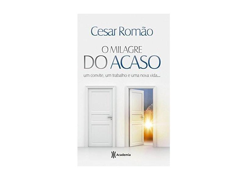 O Milagre do Acaso - Capa Comum - 9788542202502