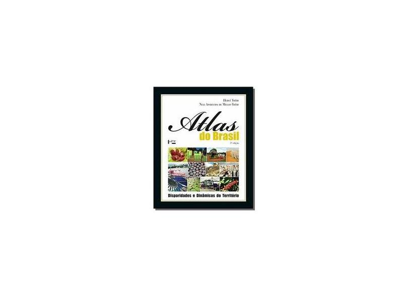 Atlas do Brasil - Hervé Thery - 9788531416880