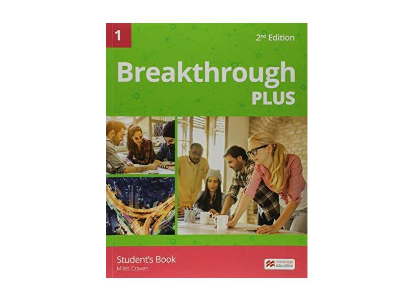 Breakthrough Plus 2Nd Student's Book & Wb Premium Pack-1 - Craven,miles - 9786685728187