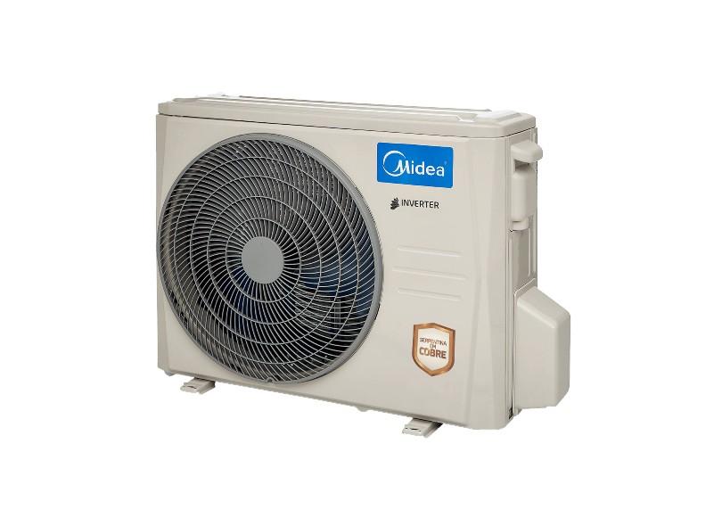 Ar Condicionado Split Hi Wall Springer Midea 23000 BTUs Inverter Controle Remoto Quente/Frio 42MBQA24M5 / 38MBQA24M5