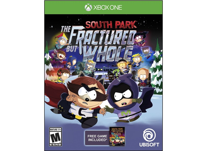 Jogo South Park The Fractured but Whole Xbox One Ubisoft
