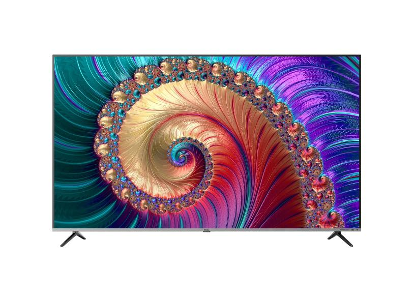 "Smart TV TV QLED 65 "" Philco 4K HDR PTV65F82SSG 3 HDMI"