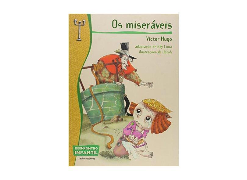 Os Miseraveis - Capa Comum - 9788526273757