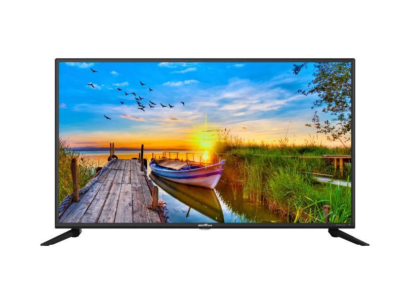 "Smart TV TV LED 42 "" Britânia Full BTV42G70N5CF 3 HDMI"
