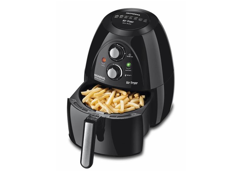 Fritadeira Elétrica Sem óleo Mondial Air Fryer Premium AF-05