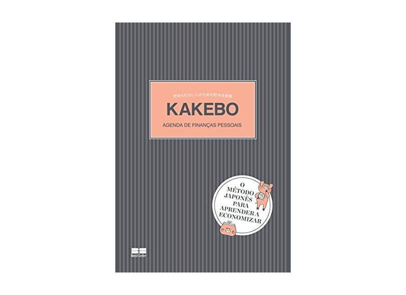 Kakebo - Agenda De Finanças Pessoais - Blackie, Comite - 9788576840602
