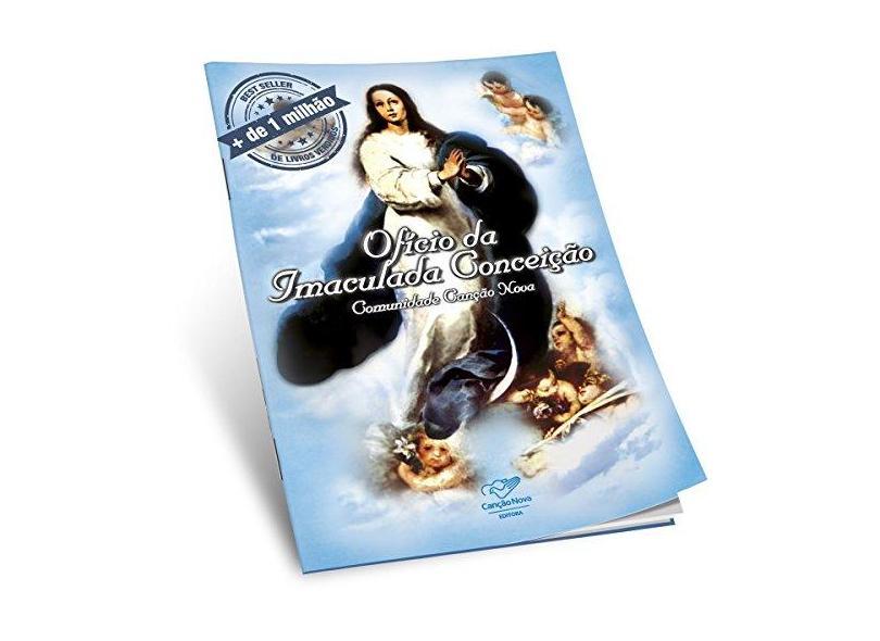 Oficio da Imaculada Conceição - Cancao Nova - 9788588727083